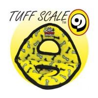 *Tuffy Ultimate 3Way Ring Yumuşak Sesli Köpek Çekiştirme Oyuncaği 27 Cm