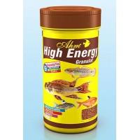 *Ahm High Energy Granulat Yüksek Enerjili Granül Balık Yemi 250 ml