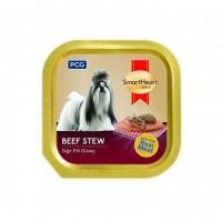 Smart Heart Gold Beef Biftekli Yetişkin Köpek Konservesi 100 Gr
