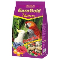 Euro Gold Papağan Yemi 750 Gr