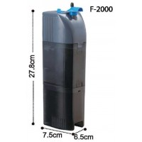 Dolphin İç Filtre 660 L/H