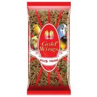 Gold Wings Meyveli Muhabbet Kuşu Yemi 350 Gr