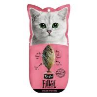 Kit Cat Fillet Fresh Grill Mackerel Orkinos Balıklı Kedi Ödülü 30 Gr