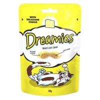 Dreamies İçi Dolgulu Peynirli Kıtır Kedi Ödülü 60 Gr