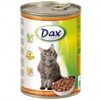 Dax Kümes Hayvanlı Kedi Konservesi 415 Gr