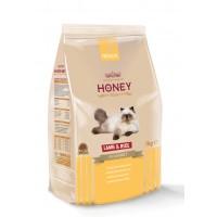 Honey Premium Gurme Kuzu Etli Pirinçli Yetişkin Kedi Maması 1 Kg