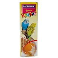 Gardenmix Muhabbet Kuşu Krakeri 3 Lü Muzlu-Yumurtalı