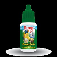 Deep Fix Mantax Scaly Kuşlar İçin Ayak&Gaga Mantarı Solüsyonu 20 ml