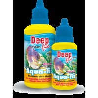 *Deep Fix Aquafix Akvaryumlar İçin Su Düzenleyici Solüsyon 100 ml