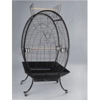 Dayang Oval Papağan Kafesi Ayaklı  89X60X159 Cm