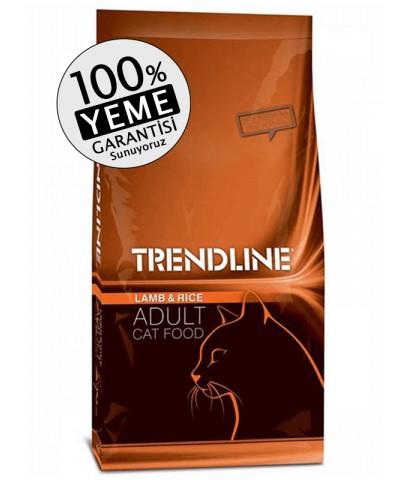 Trendline Kuzu Etli Yetişkin Kedi Maması 15 kg