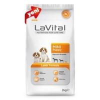 La Vital Mini Puppy Lamb Formula Yavru Köpek Maması 2Kg