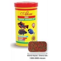 Ahm Red Green Granulat Karma Balık Yemi 1000 ml