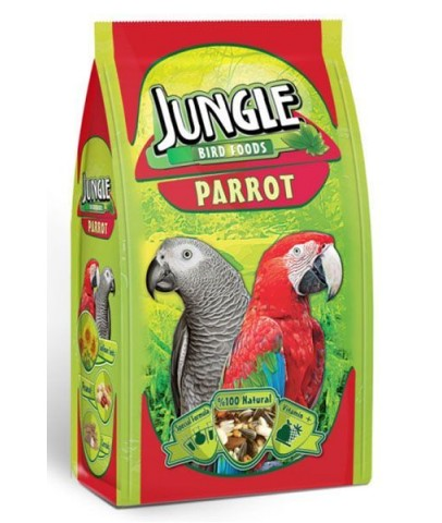 Jungle Vitaminli Papağan Yemi 500 Gr