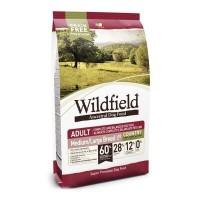 Wildfield Domuz Etli ve Tavşanlı Tahılsız Yetişkin Orta ve Büyük Irk Köpek Maması 2 kg