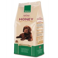 Honey Premium Kuzu Etli Pirinçli Yavru Köpek Maması 15 Kg
