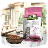 Jungle Junıor Tavuklu Yavru Kedi Maması 500 Gr
