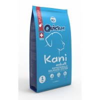 Quicker Kani Beef Adult Dog Food Yetişkin Biftekli Köpek Maması 1 Kg