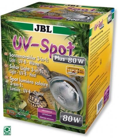 Jbl Solar Uv-Spot Plus Teraryum Lamba 80 W