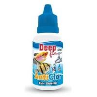 Deep Fix Anti Clor Akvaryum Suyu Klor Giderici 50 ml