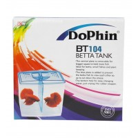Dophin Betalık Mini Akvaryum