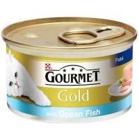 Gourmet Gold Çifte Lezzet Okyanus Balikli Ve Sebzeli 85 Gr