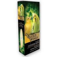 Gold Wings Premium Doğal Mürekkep Baliği Kemiği Küçük