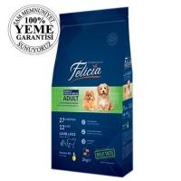 Felicia High Premium Kuzulu Küçük Orta Irk Yetişkin Köpek Maması 3 Kg