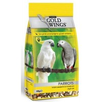 Gold Wings Classic Papağan Yemi 500 Gr