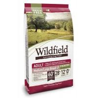 Wildfield Domuz Etli ve Tavşanlı Tahılsız Yetişkin Orta ve Büyük Irk Köpek Maması 12 kg