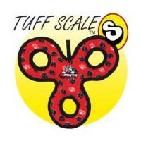 *Tuffy Jr 3 Way Tug Yumuşak Sesli Köpek Çekiştirme Oyuncaği 27 Cm