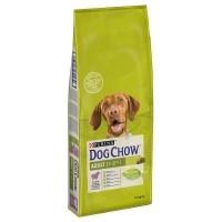 Purina Dog Chow Adult Lamb & Rice - Kuzulu Ve Pirinçli Yetişkin Köpek Maması 14 Kg