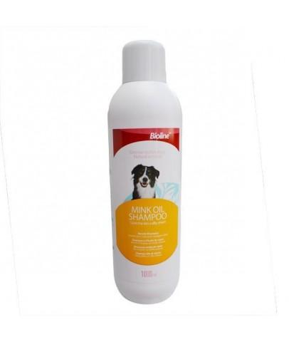 Bioline Vizon Yağı Özlü Köpek Şampuanı 1 Lt.