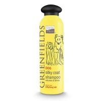 Green Fields Silky Coat İpeksi ve Uzun Tüylü Köpek Şampuanı 250 ml