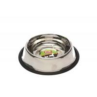 *Flip KE-3204 Çelik Kedi Köpek Mama Kabı 24 Oz. (700ML)