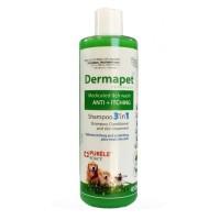 Purele Dermapet 3 İn 1 Plus Medikal Kedi Ve Köpek Şampuanı 450 ml