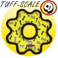*Tuffy Ultimate Gear Yumuşak Sesli Köpek Çekiştirme Oyuncaği 30 Cm