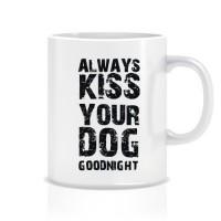 İyi Geceler Köpeğim Porselen Kupa