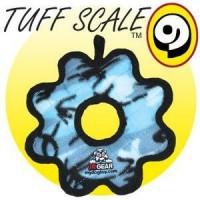 *Tuffy Pati Desenli Halka Şeklinde Köpek Oyuncaği 20 Cm (Mavi)