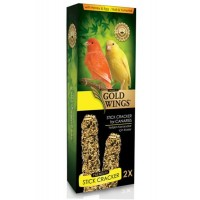 Gold Wings Premium Kanaryalar İçin Balli Kraker 2'Li