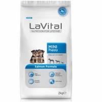 La Vital Somonlu Mini Yavru Köpek Maması 2 Kg
