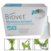 Biovet Orta Irk Köpek Bitkisel Pire Uzaklaştırıcı Damla 4x1.5 Ml