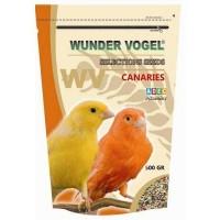 Wunder Vogel Selections  Seeds Canaries Kanarya Yemi 500 Gr.