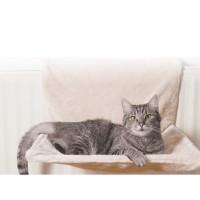 Pawise Kedi Radyatör Yataği Lacivert 50x40 cm