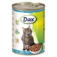 Dax Balıklı Kedi Konservesi 415 Gr