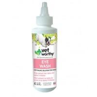 Vet Worthy Köpek Göz Temizleme Solüsyonu 118 ml
