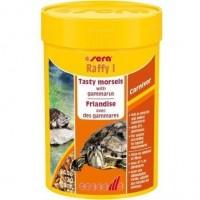 Sera Raffy I Kaplumbağa Yemi 100 ml  12 Gr