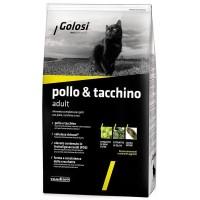 Golosi Cat Pollo&Tacchino Tavuk Ve Hindili Yetişkin Kedi Mamasi 1.5 Kg