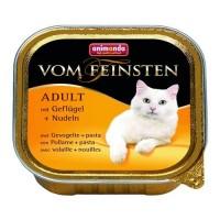 Animonda Kümes Hayvanı&Makarnalı Konserve Kedi Maması 100 Gr