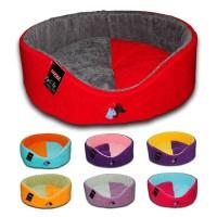 Lepus Lüx Pelüş Kedi ve Köpek Yatağı 52x18h cm
